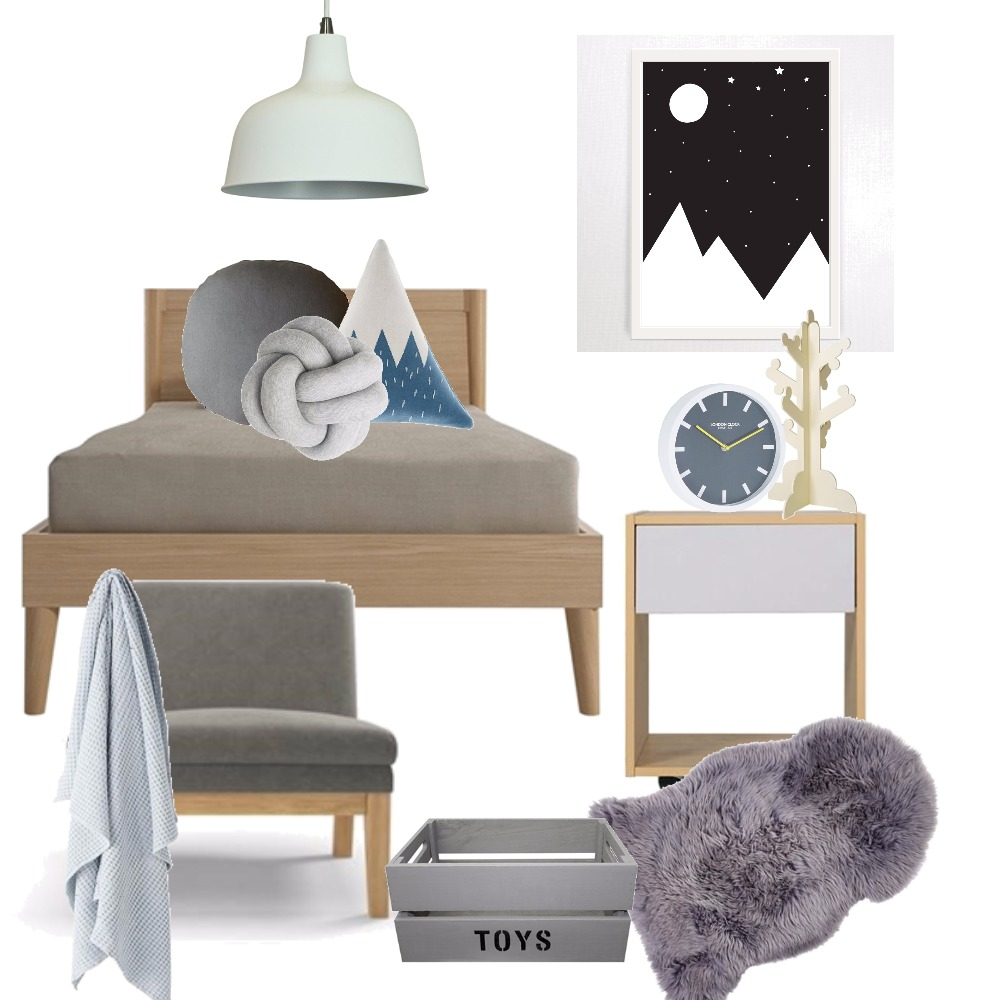 Kids bedroom Mood Board by Kirsty on Style Sourcebook