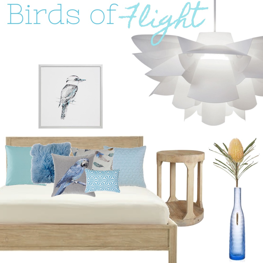 Birds of flight Mood Board by Silvergrove Homewares on Style Sourcebook