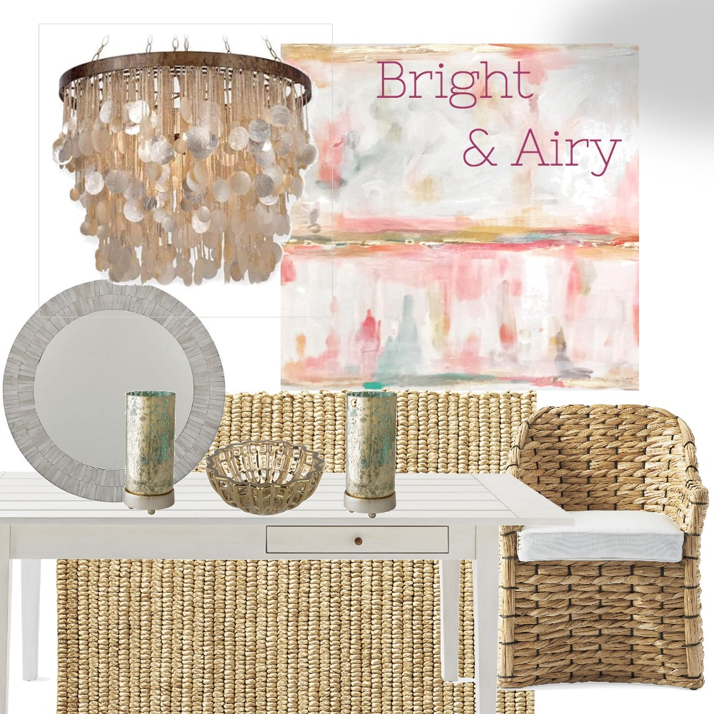 Bright and Airy Coastal Mood Board by blondehallelujah on Style Sourcebook