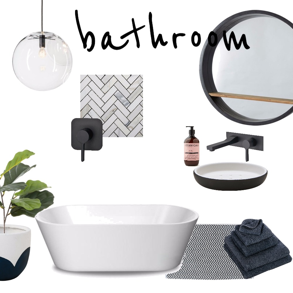 bathroom Mood Board by graceo on Style Sourcebook