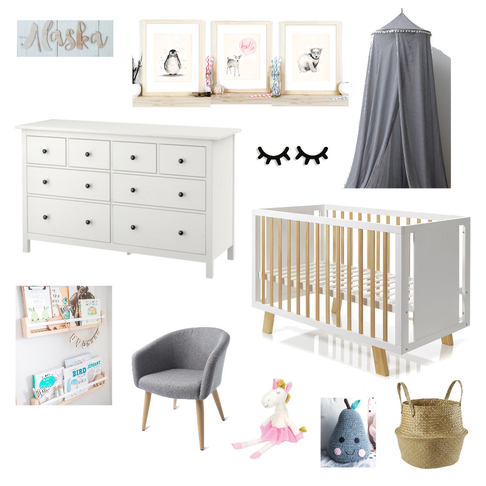 Anais' Room Mood Board by hanhans on Style Sourcebook