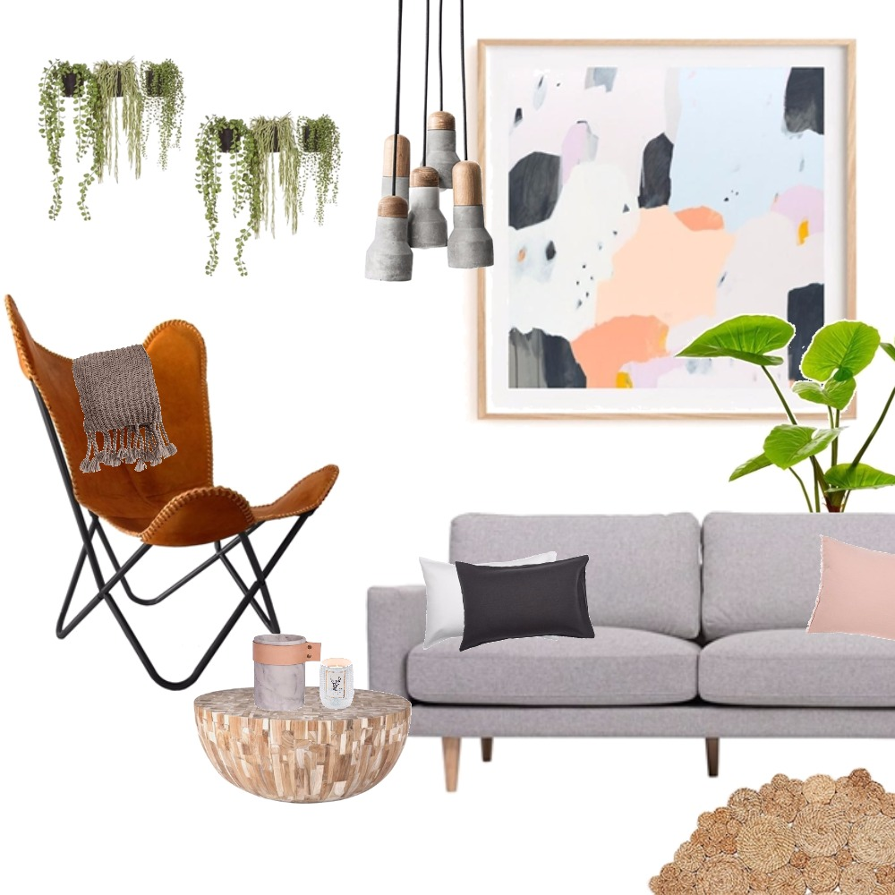Living Mood Board by tiadriessen on Style Sourcebook