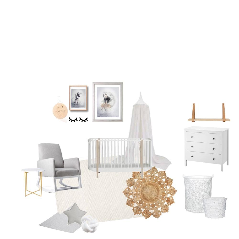 Nursery Mood Board Mood Board by srussell on Style Sourcebook