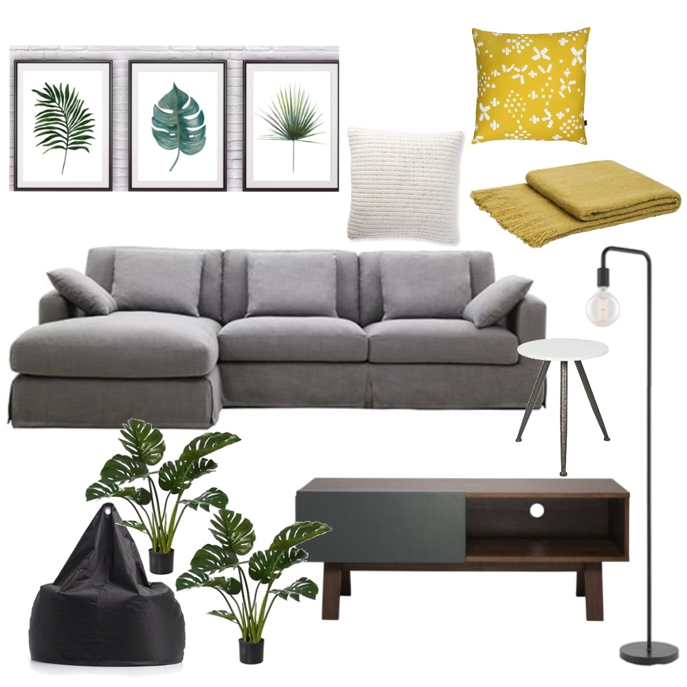 Lounge Mood Board by Nasta on Style Sourcebook