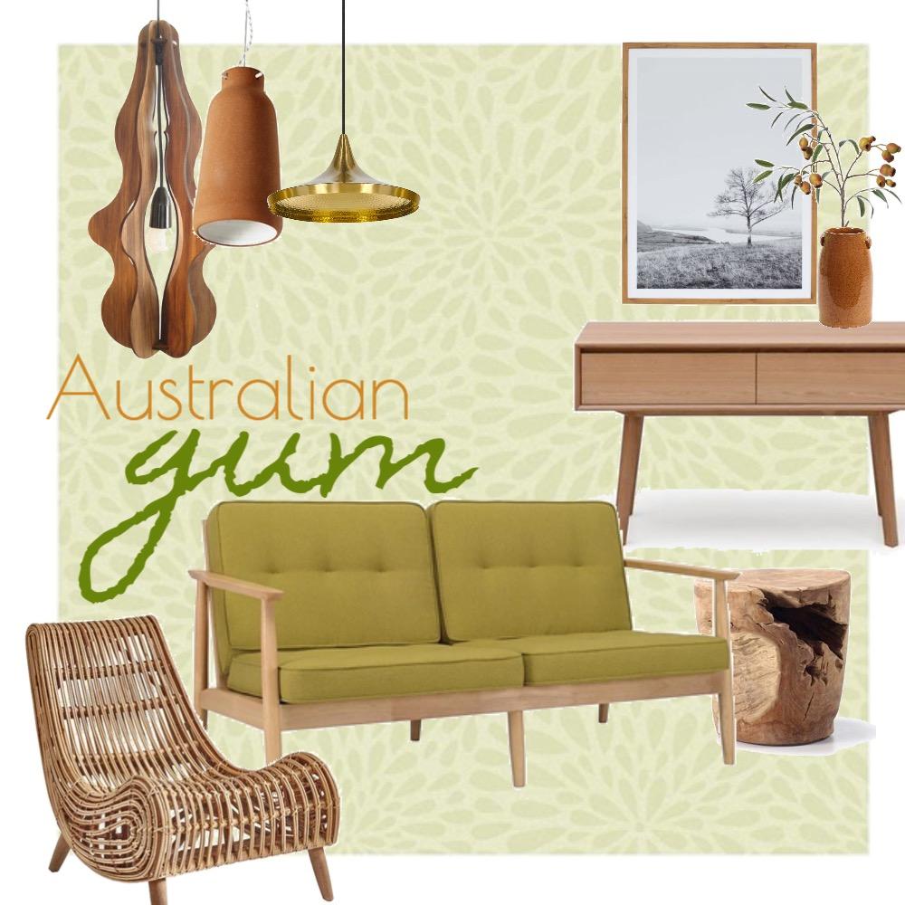 Australian gum Interior Design Mood Board by Silvergrove Homewares on Style Sourcebook