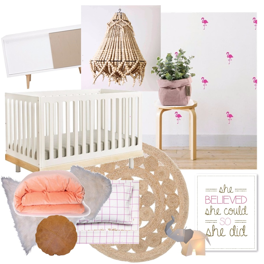 baby room featuring chand Mood Board by honeyimhome_ on Style Sourcebook