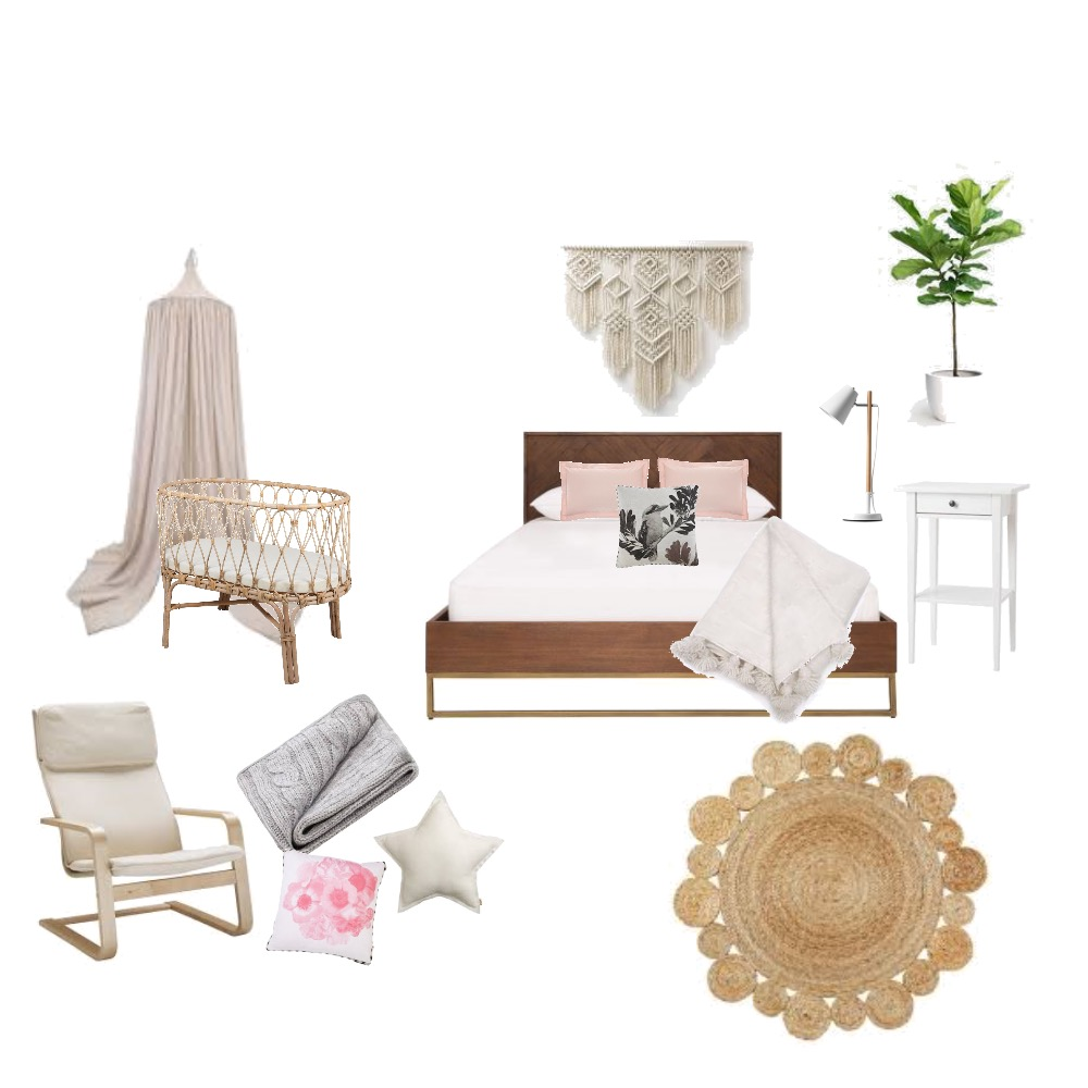 Bedroom Mood Board by srussell on Style Sourcebook