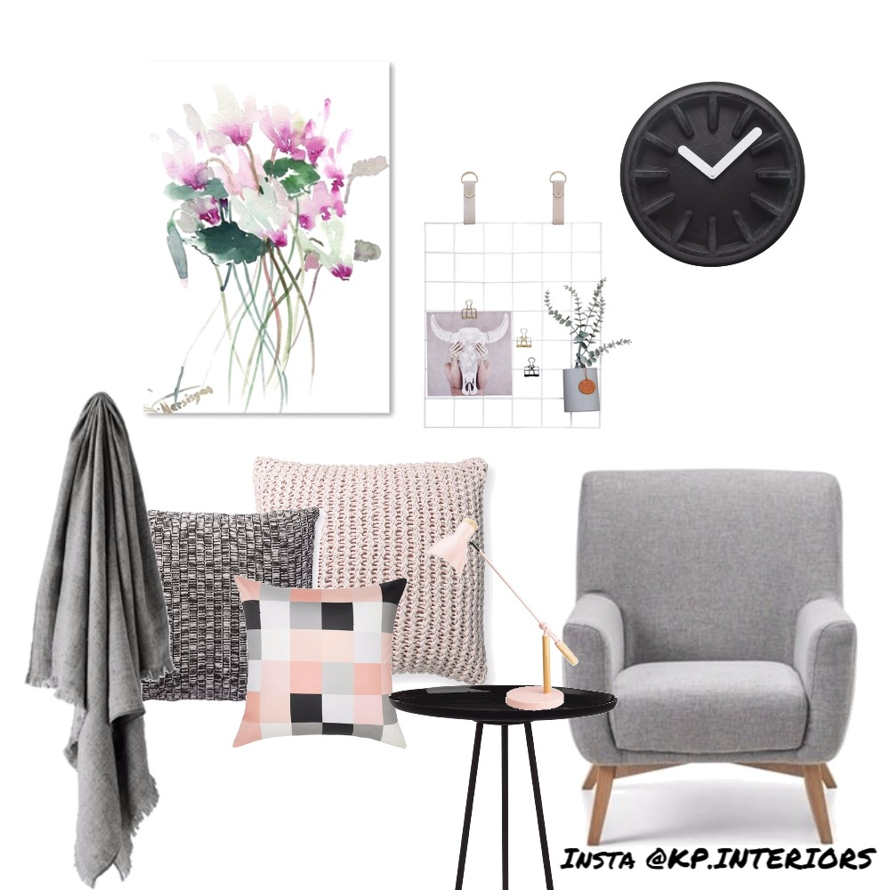 simple bedroom Mood Board by Kirsty on Style Sourcebook