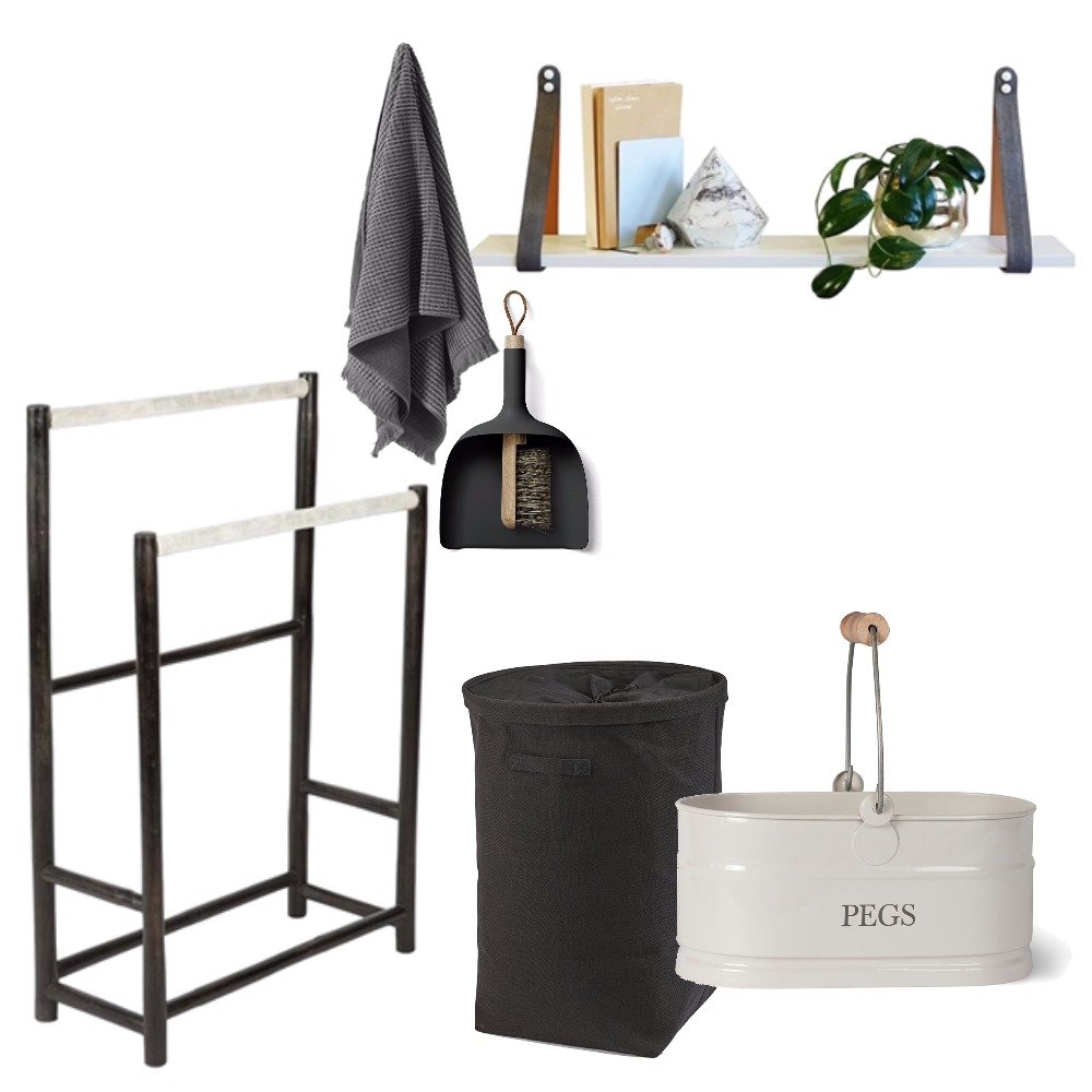 Laundry Mood Board by Nasta on Style Sourcebook