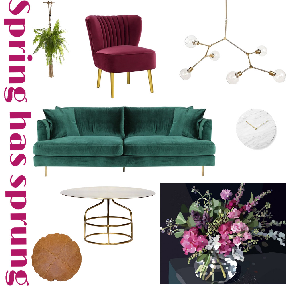Spring has sprung Mood Board by sabina7 on Style Sourcebook