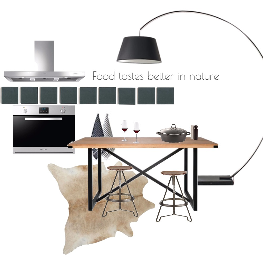 Kitchen with  a pub Mood Board by evesam on Style Sourcebook