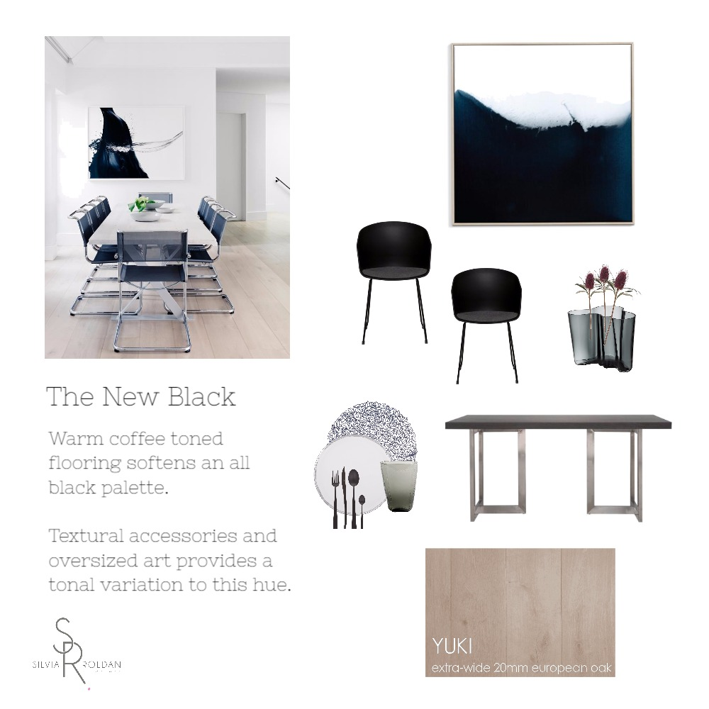 Dining Room Mood Board by Silvia Roldan Interiors on Style Sourcebook
