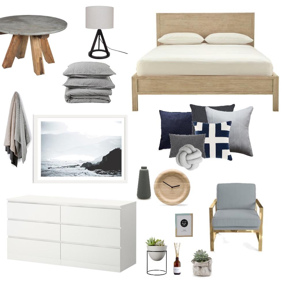 Bedroom Grey Mood Board by kylie_s on Style Sourcebook