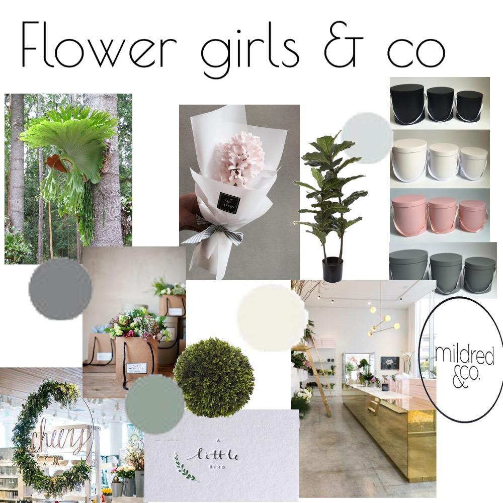 flower girls Mood Board by Danielle on Style Sourcebook