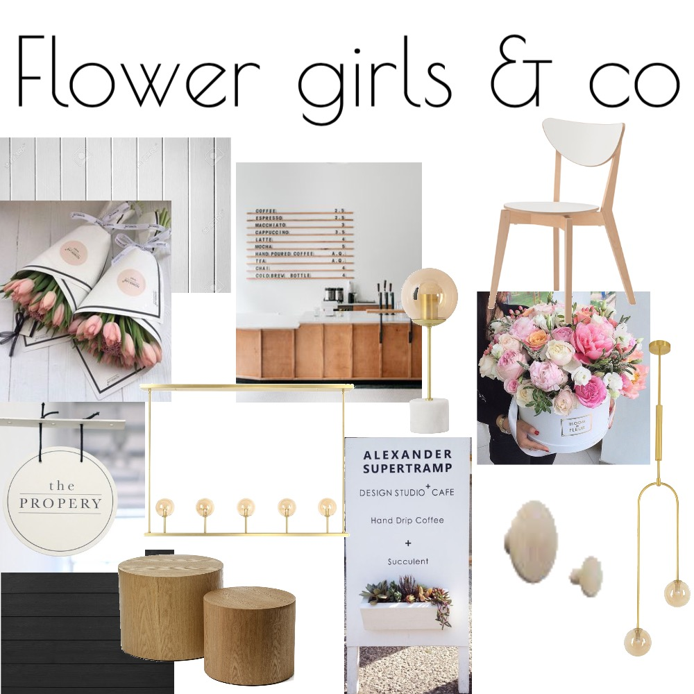 flower girls Mood Board by Danielle on Style Sourcebook