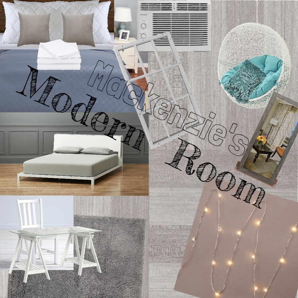Mackenzie's dream bedroom Mood Board by emily.gilb on Style Sourcebook