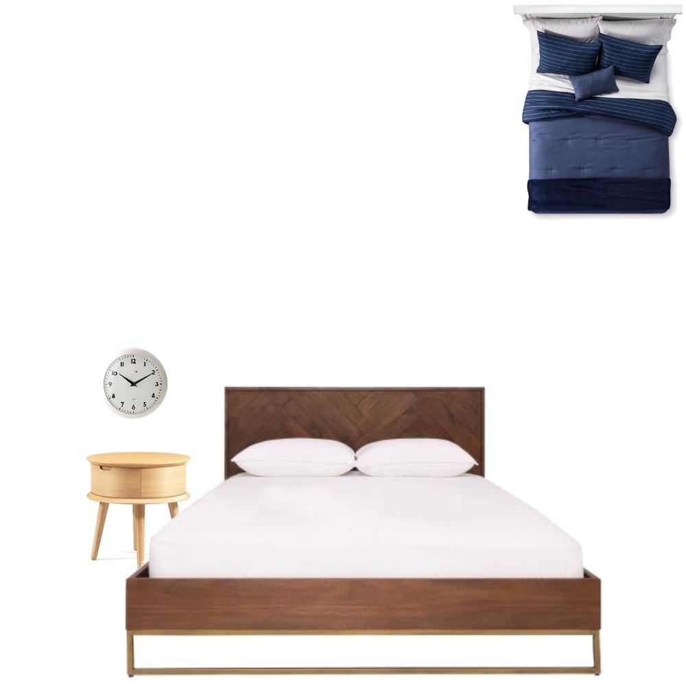 Elena's Midcentury Modern Bedroom Mood Board by ameliak6224 on Style Sourcebook