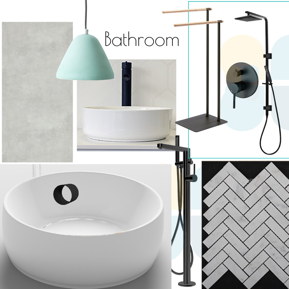 Bathroom Mood Board by Clare on Style Sourcebook