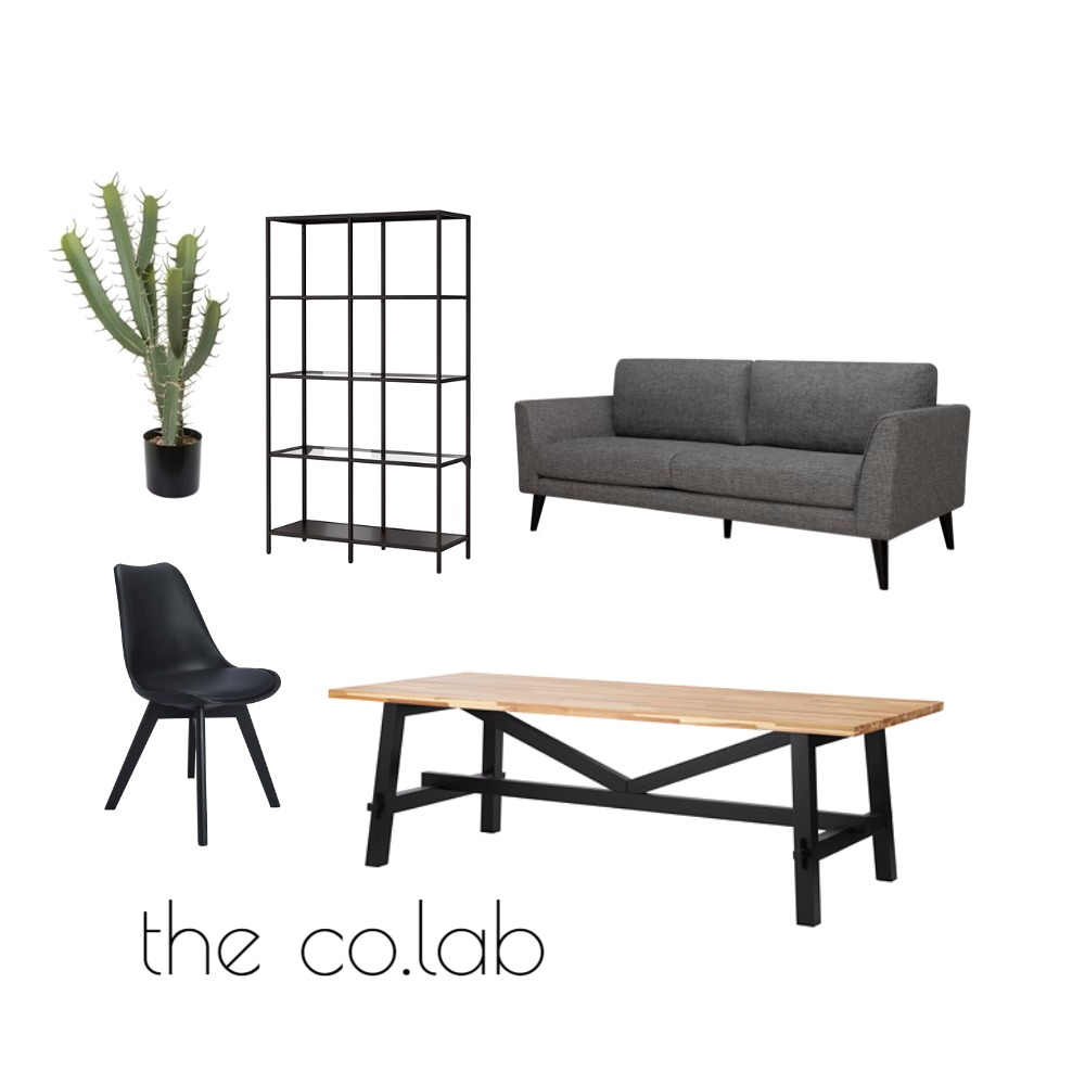 the co.lab Mood Board by Jo Daly Interiors on Style Sourcebook