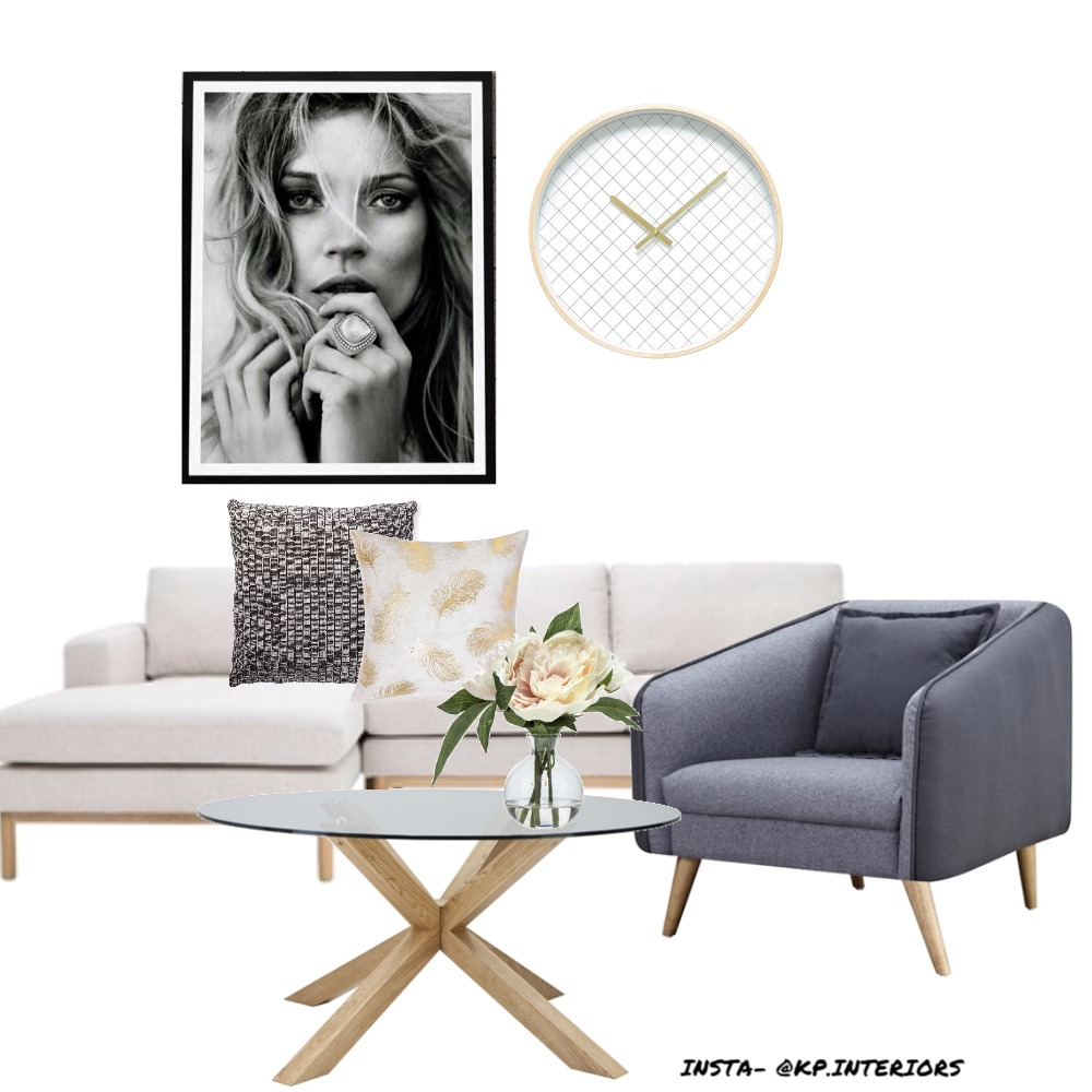 simple chill lounge Mood Board by Kirsty on Style Sourcebook