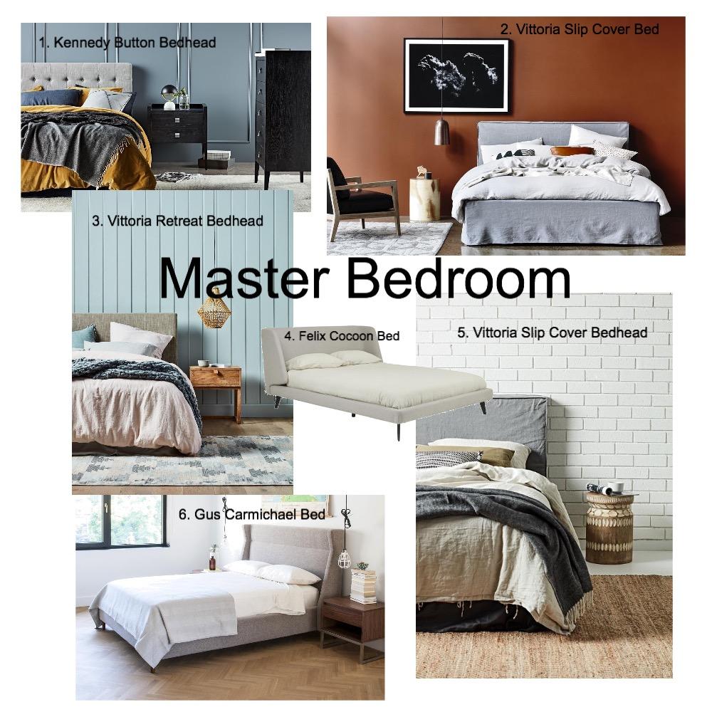 Master Bedroom - Surrey Hills Project Mood Board by helenjaman on Style Sourcebook