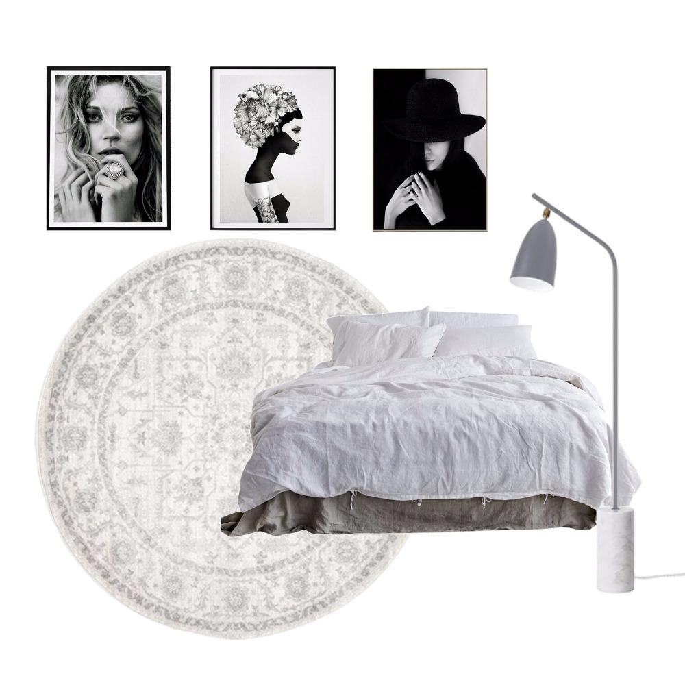 simple bedroom Mood Board by evesam on Style Sourcebook