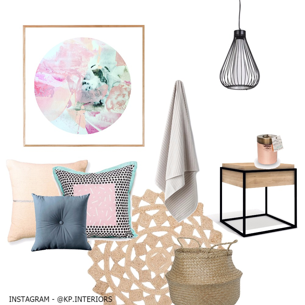 Pink Mood Board by Kirsty on Style Sourcebook