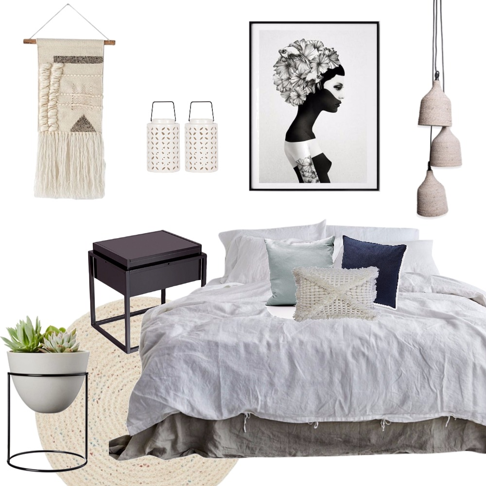 bedroom Mood Board by grace_creative on Style Sourcebook