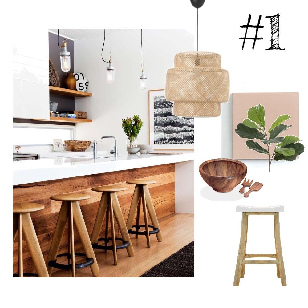 Wooden Kitchen Mood Board by sneakersandsoul on Style Sourcebook