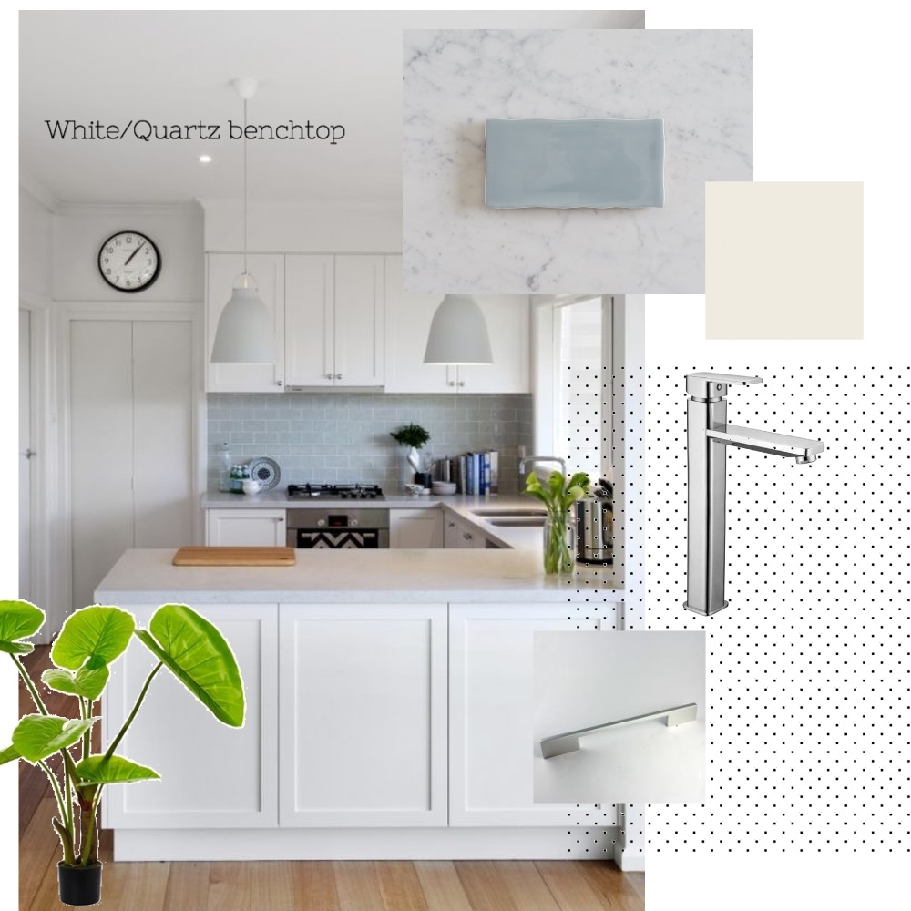 Lynne & Cameron's kitchen - Light stone Mood Board by Nook on Style Sourcebook