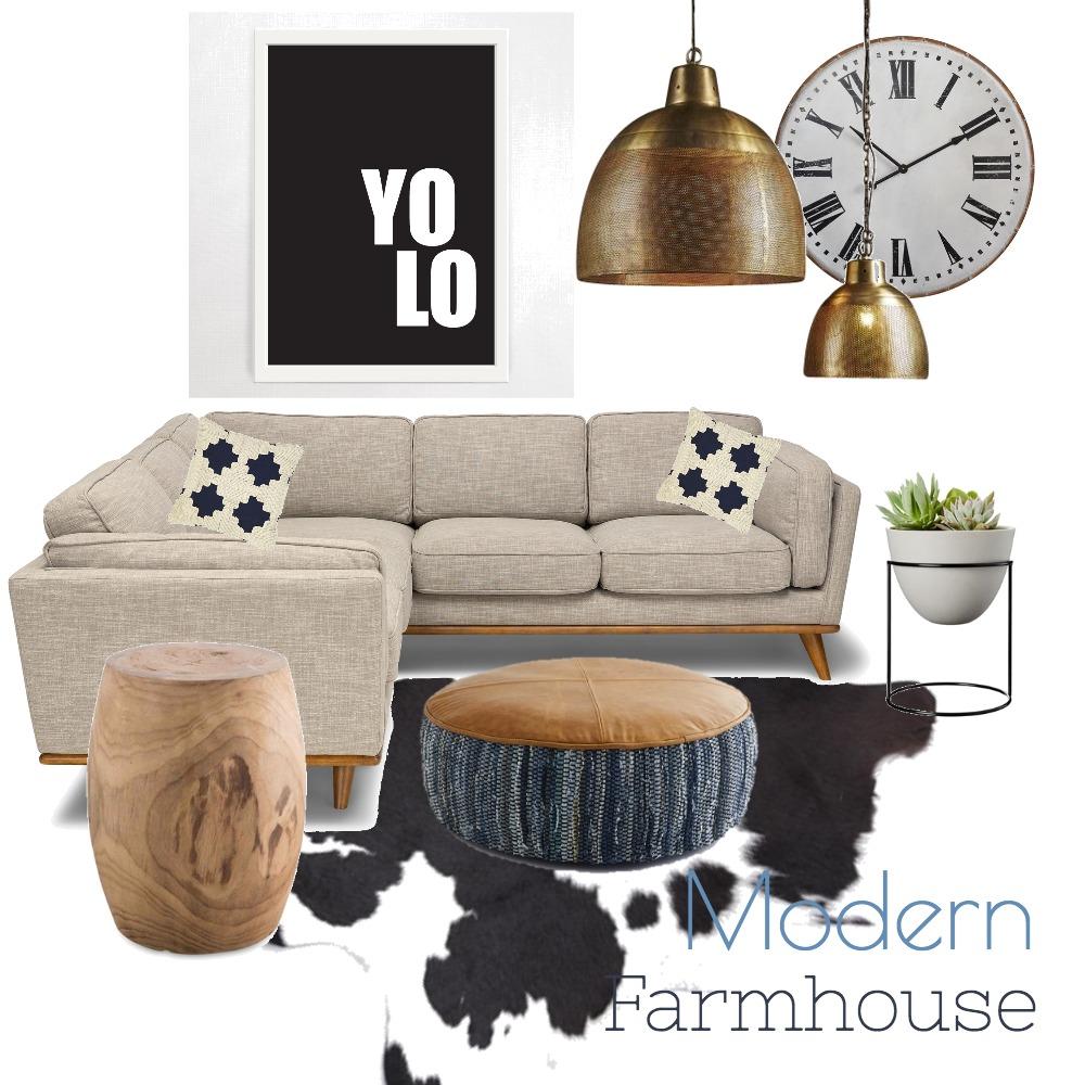 modern farmhouse Mood Board by blondehallelujah on Style Sourcebook