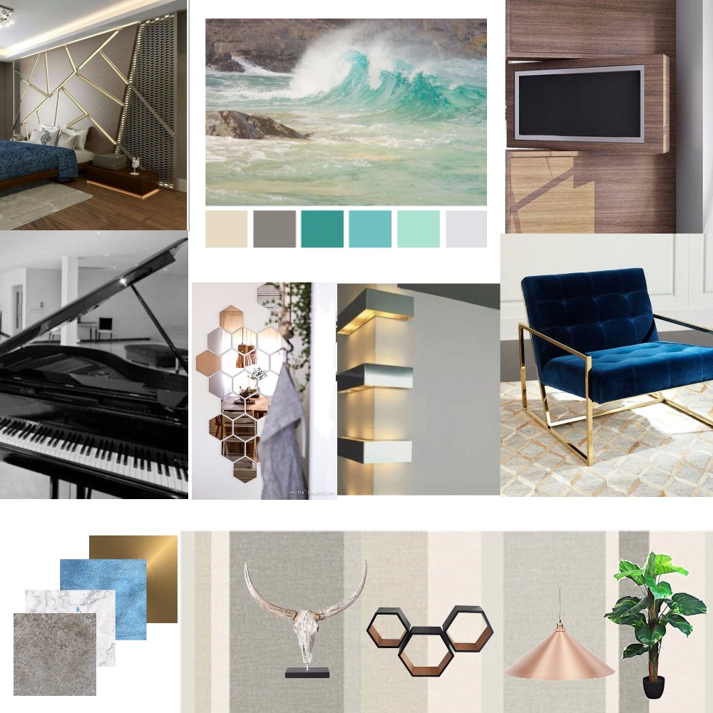 mb3 Mood Board by Ray on Style Sourcebook