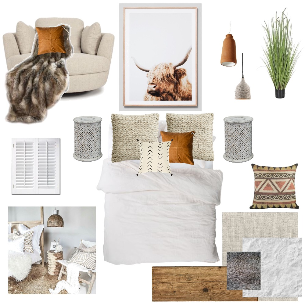 client: Chenoa T bedroom moodboard Mood Board by Danielle Corrigan on Style Sourcebook
