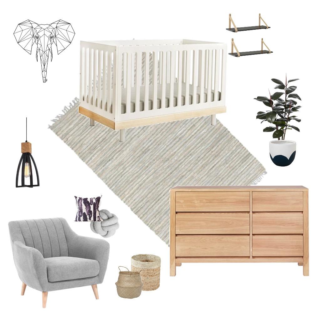 Gender neutral nursery Mood Board by Jesssawyerinteriordesign on Style Sourcebook