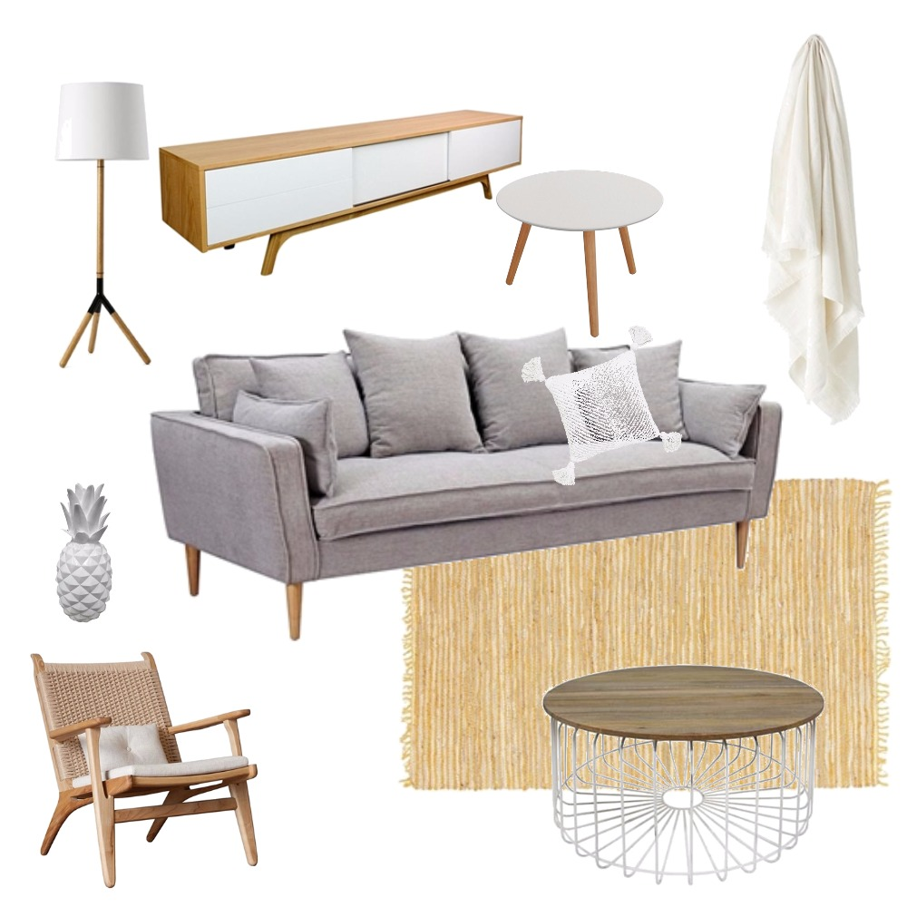 Lounge Room Mood Board by hey_gen on Style Sourcebook