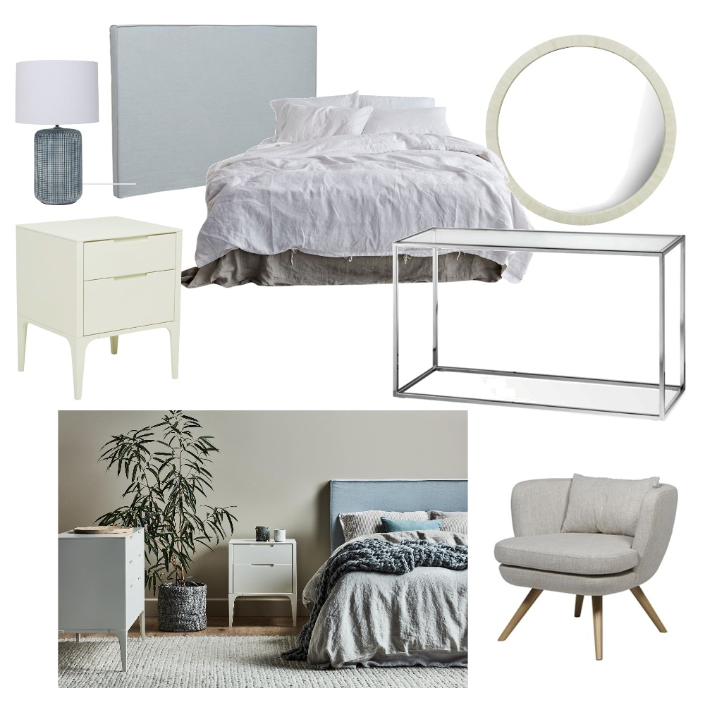 Master Bedroom #3 Mood Board by helenjaman on Style Sourcebook