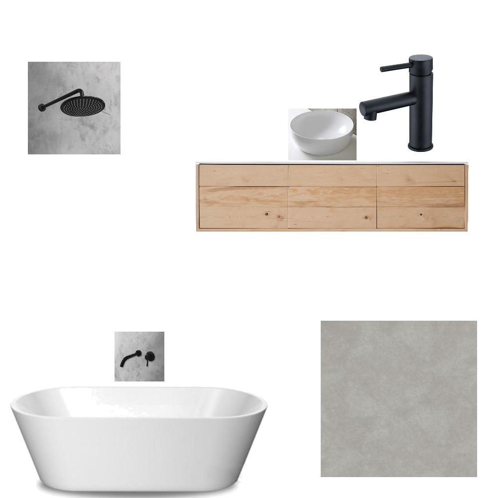 Bathroom Interior Design Mood Board by HaileyShaw on Style Sourcebook