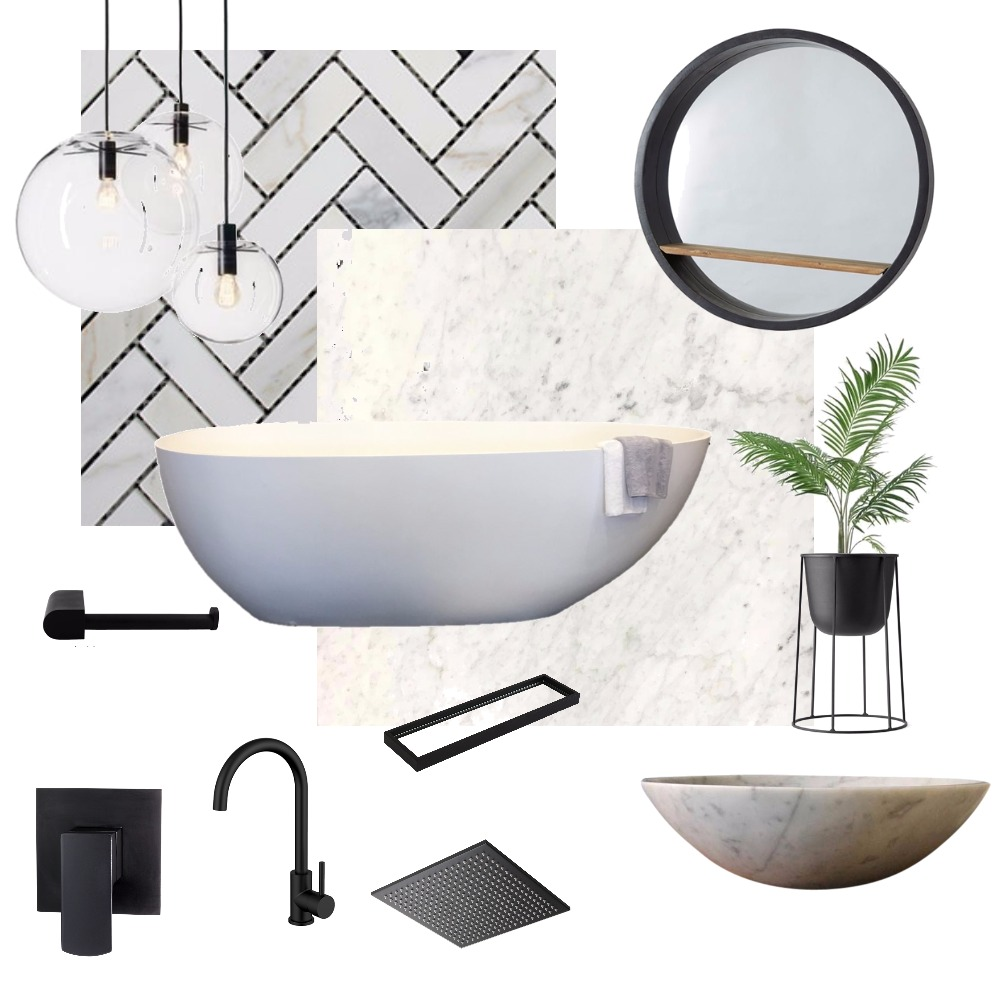 bathroom Mood Board by cmgouzos on Style Sourcebook
