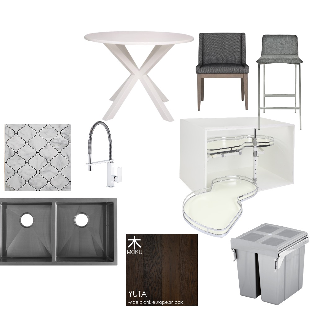 Kitchen contemporary Mood Board by Janetdobb on Style Sourcebook