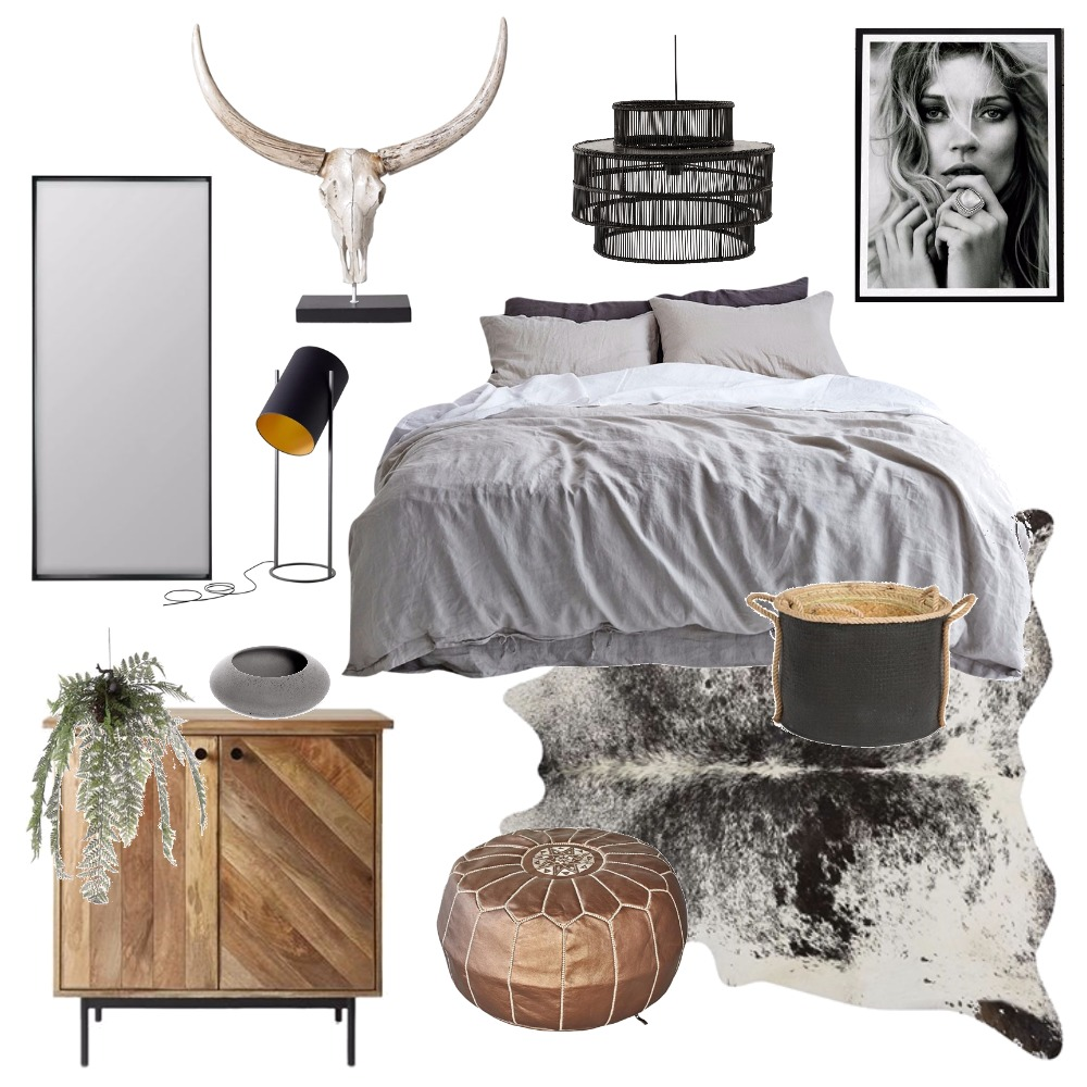 Modern boho Mood Board by Thediydecorator on Style Sourcebook