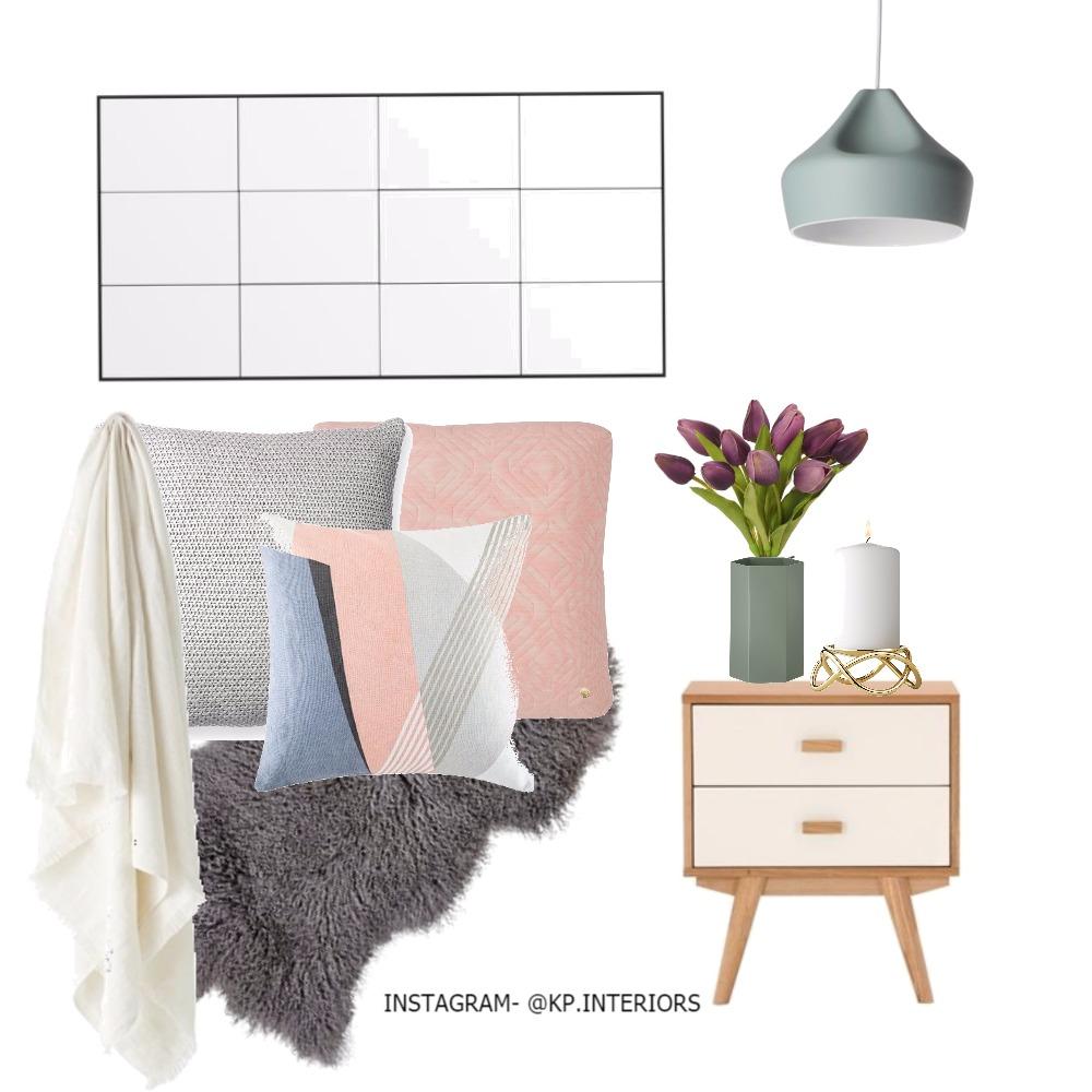pastel bedroom Mood Board by Kirsty on Style Sourcebook