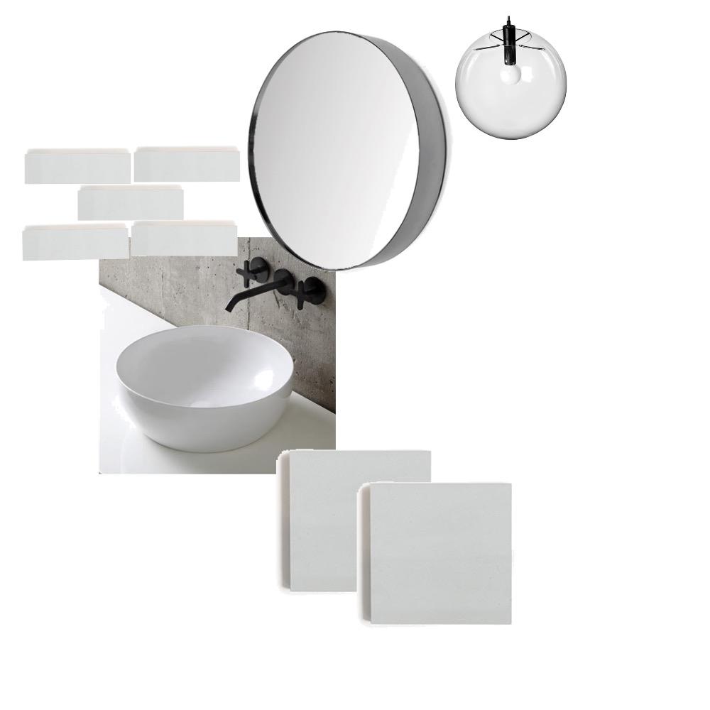 Guest bathroom Mood Board by TrudiMasalski on Style Sourcebook