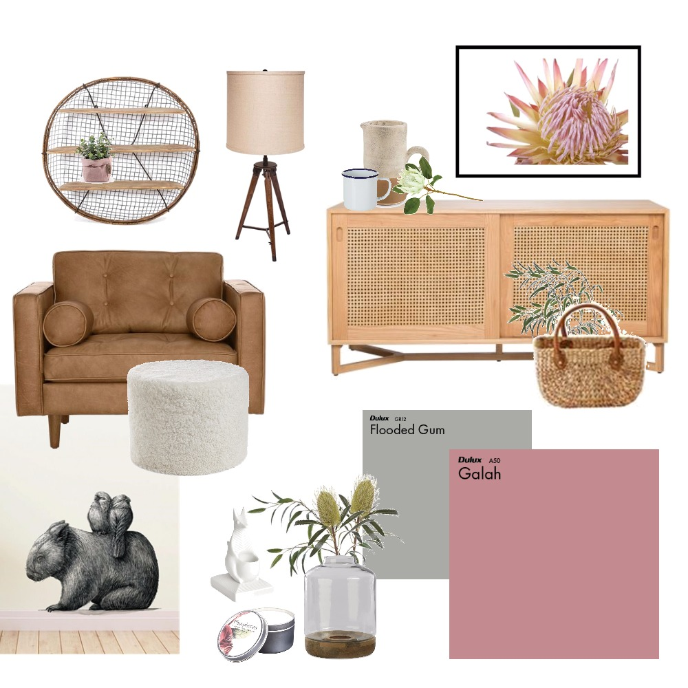 Australiana Mood Board by Thediydecorator on Style Sourcebook