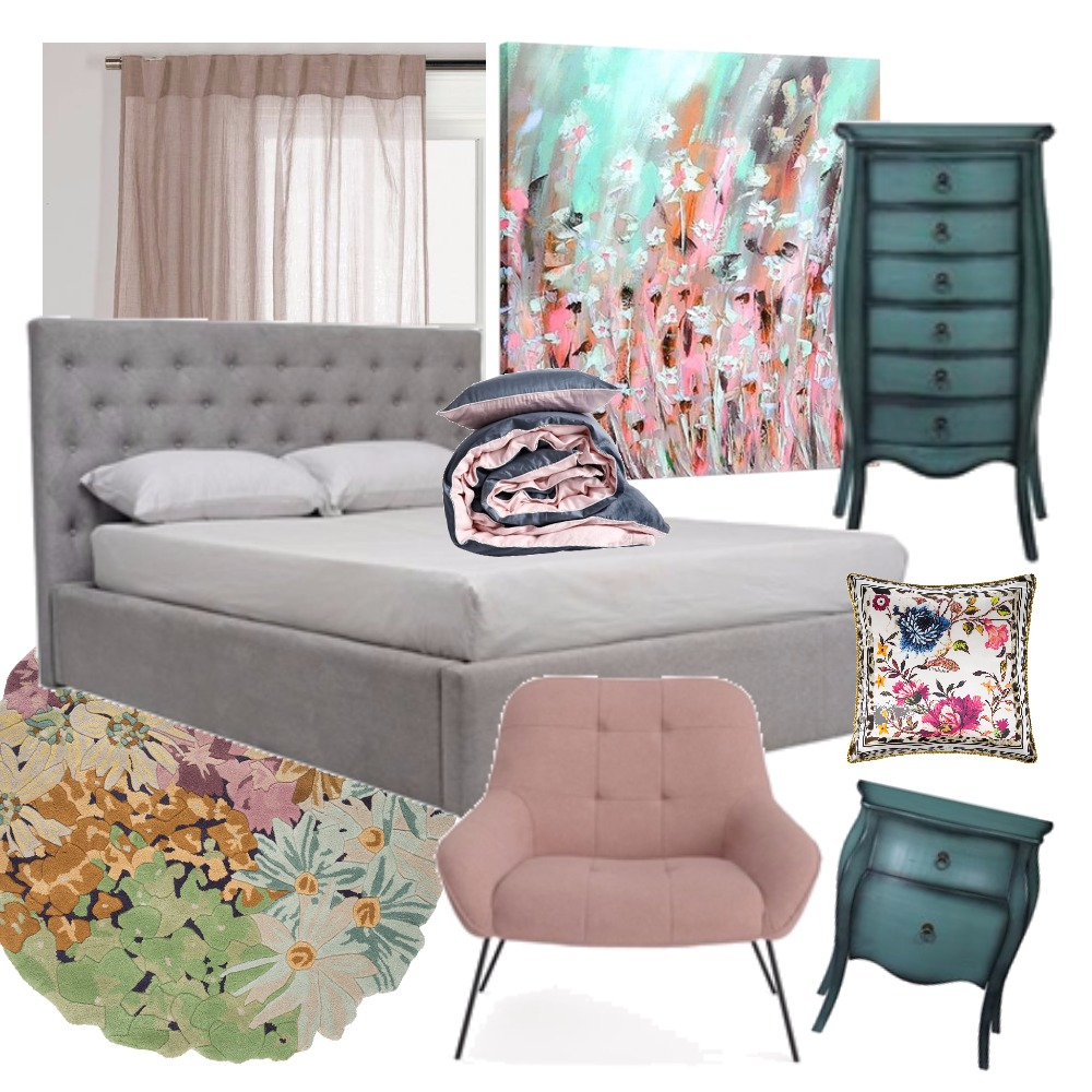 Bedroom Mood Board by QuirkyDesign on Style Sourcebook