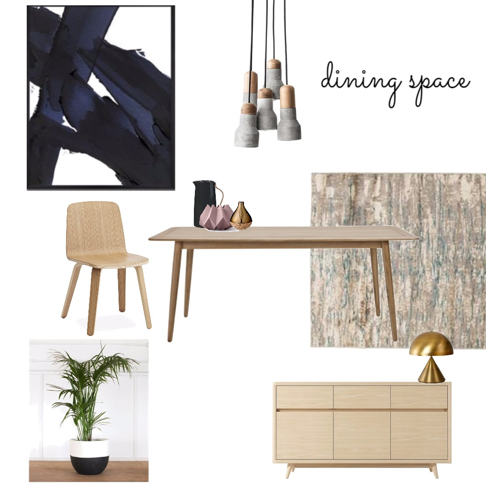 Dining Mood Board by My Mini Abode on Style Sourcebook