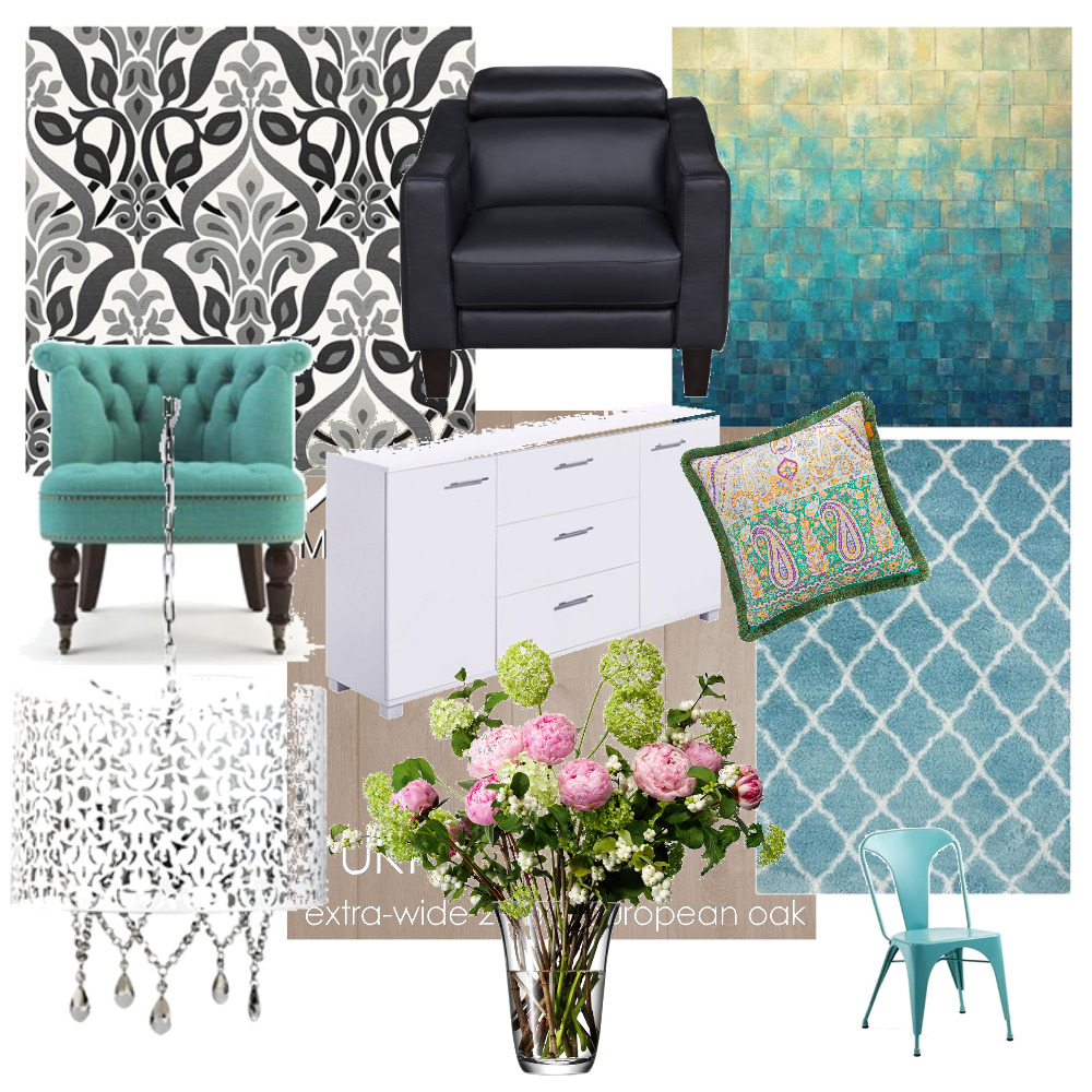 Beautilicious Salon Interior Design Mood Board by Plush Design Interiors on Style Sourcebook