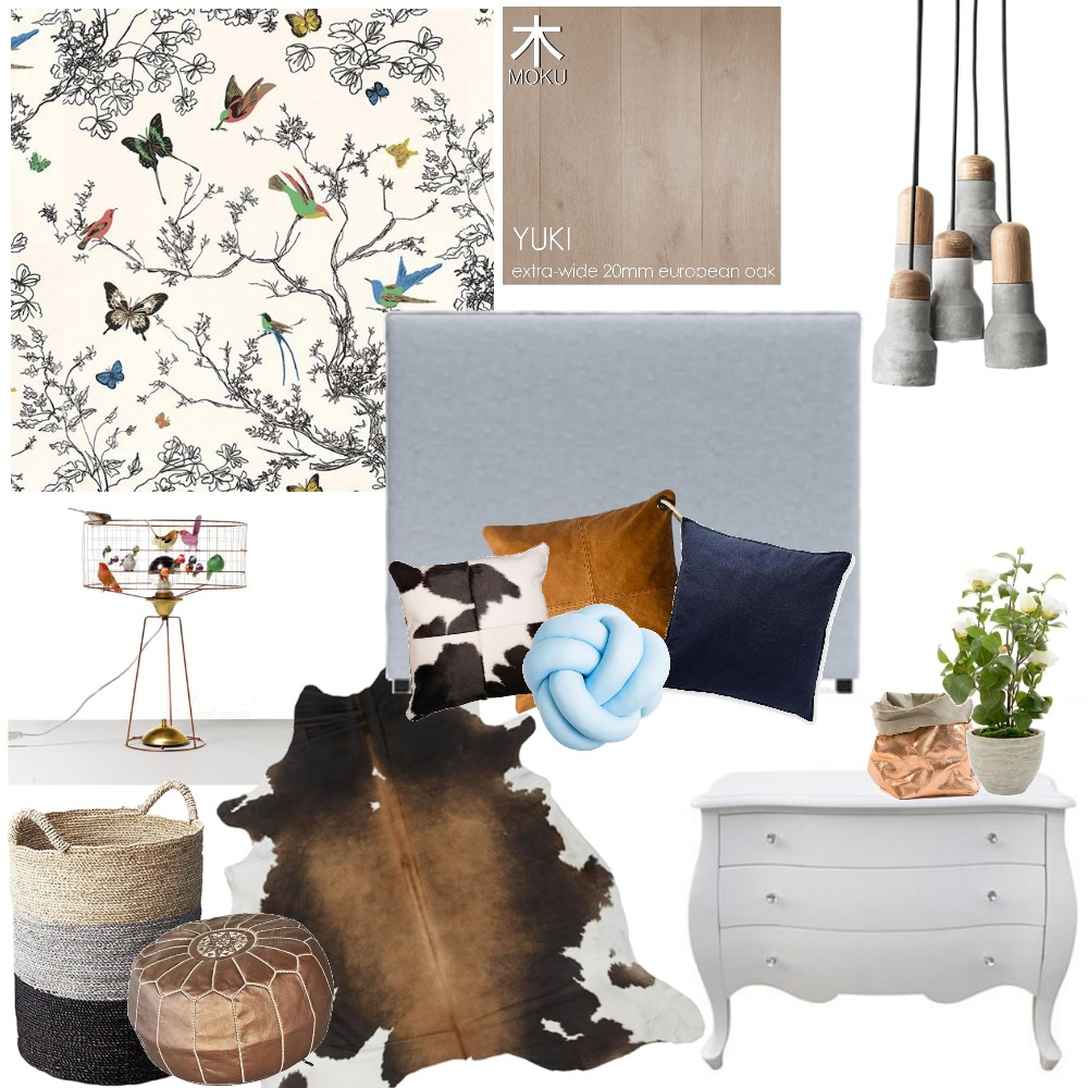 Emma's Room Mood Board by LIZAS on Style Sourcebook