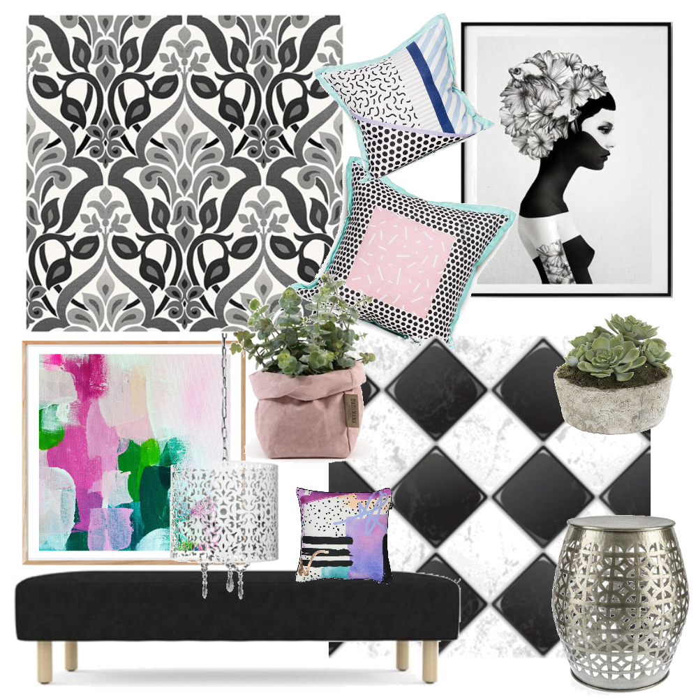 Beautilicious Salon 2 Mood Board by Plush Design Interiors on Style Sourcebook