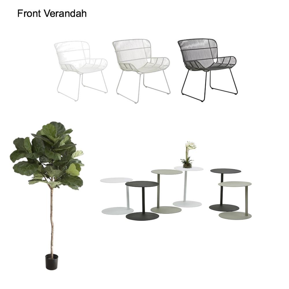 Front Verandah Mood Board by helenjaman on Style Sourcebook