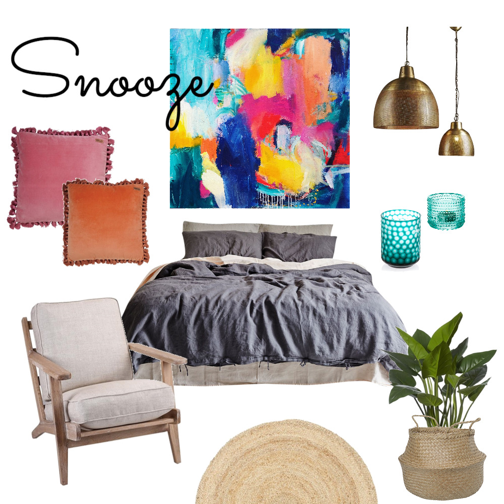 Time for a Snooze Mood Board by alexandraplim on Style Sourcebook